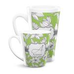 Wild Daisies Latte Mug (Personalized)