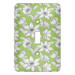 Wild Daisies Light Switch Covers (Personalized)