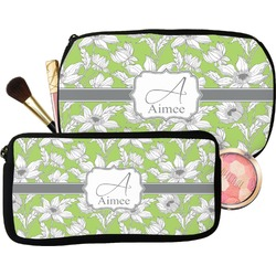 Wild Daisies Makeup / Cosmetic Bag (Personalized)