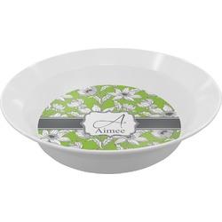 Wild Daisies Melamine Bowl (Personalized)
