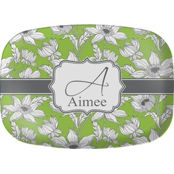 Wild Daisies Melamine Platter (Personalized)