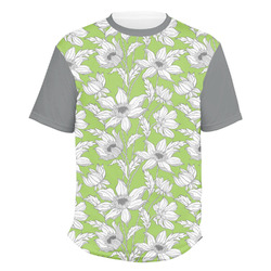 Wild Daisies Men's Crew T-Shirt (Personalized)