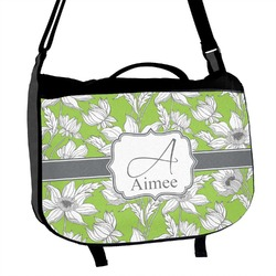 Wild Daisies Messenger Bag (Personalized)