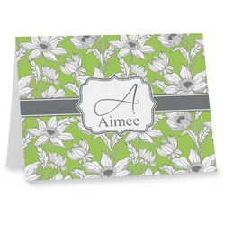 Wild Daisies Notecards (Personalized)