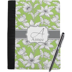 Wild Daisies Notebook Padfolio (Personalized)