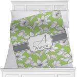 Wild Daisies Minky Blanket (Personalized)