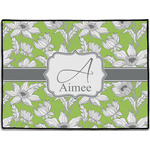 Wild Daisies Door Mat (Personalized)