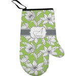Wild Daisies Oven Mitt (Personalized)