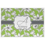 Wild Daisies Laminated Placemat w/ Name and Initial