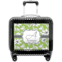 Wild Daisies Pilot / Flight Suitcase (Personalized)