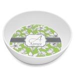 Wild Daisies Melamine Bowl 8oz (Personalized)