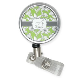 Wild Daisies Retractable Badge Reel (Personalized)