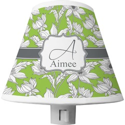Wild Daisies Shade Night Light (Personalized)