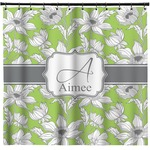 Wild Daisies Shower Curtain (Personalized)