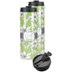 Wild Daisies Stainless Steel Skinny Tumbler (Personalized)