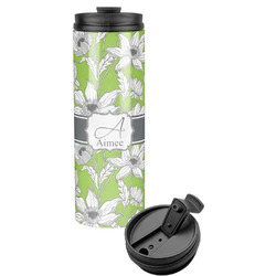 Wild Daisies Stainless Steel Travel Tumbler (Personalized)
