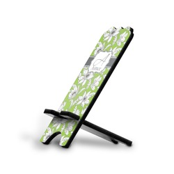 Wild Daisies Stylized Phone Stand (Personalized)