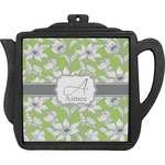 Wild Daisies Teapot Trivet (Personalized)