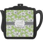 Wild Daisies Teapot Trivet (Personalized)