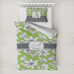 Wild Daisies Toddler Bedding w/ Name and Initial