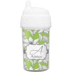 Wild Daisies Toddler Sippy Cup (Personalized)