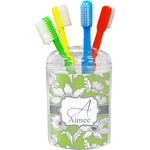 Wild Daisies Toothbrush Holder (Personalized)