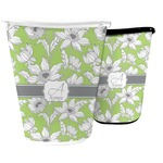 Wild Daisies Waste Basket (Personalized)