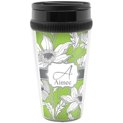 Wild Daisies Travel Mug (Personalized)