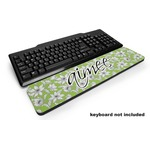 Wild Daisies Keyboard Wrist Rest (Personalized)