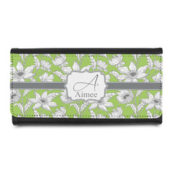 Wild Daisies Leatherette Ladies Wallet (Personalized)