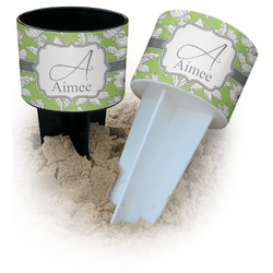 Wild Daisies Beach Spiker Drink Holder (Personalized)