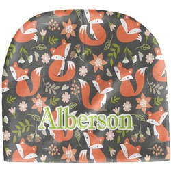 Fox Trail Floral Baby Hat (Beanie) (Personalized)