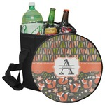 Fox Trail Floral Collapsible Cooler & Seat (Personalized)