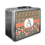 Fox Trail Floral Lunch Box (Personalized)