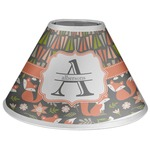 Fox Trail Floral Coolie Lamp Shade (Personalized)
