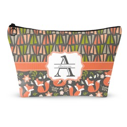 Fox Trail Floral Makeup Bags (Personalized)