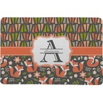 Fox Trail Floral Comfort Mat (Personalized)