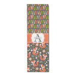 Fox Trail Floral Runner Rug - 3.66'x8' (Personalized)