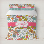 Wild Garden Duvet Covers (Personalized)