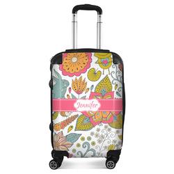 Wild Garden Suitcase (Personalized)