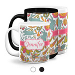 Wild Garden Coffee Mugs (Personalized)