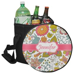Wild Garden Collapsible Cooler & Seat (Personalized)