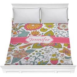 Wild Garden Comforter (Personalized)