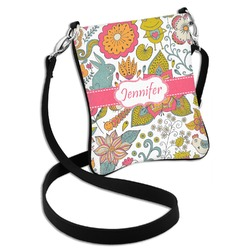 Wild Garden Cross Body Bag - 2 Sizes (Personalized)
