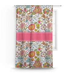 Wild Garden Curtain (Personalized)