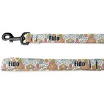 Wild Garden Deluxe Dog Leash (Personalized)