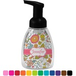 Wild Garden Foam Soap Dispenser (Personalized)