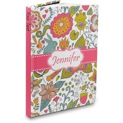 Wild Garden Hardbound Journal (Personalized)