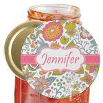 Wild Garden Jar Opener (Personalized)