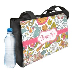 Wild Garden Ladies Workout Bag (Personalized)